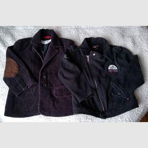 Toddler boys jackets